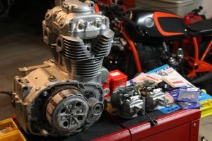 CB360 Cafe Racer Parts