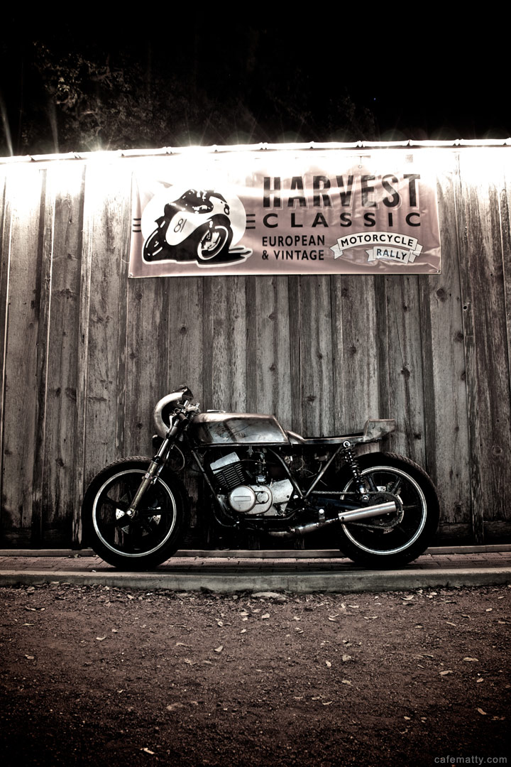 Cafe Racer Cafe Matty