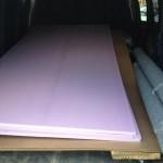 Van Insulation Materials